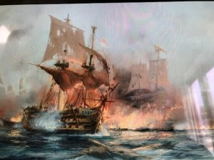 Graham Biggs presents HMS Victory, Trafalgar and its effects today....